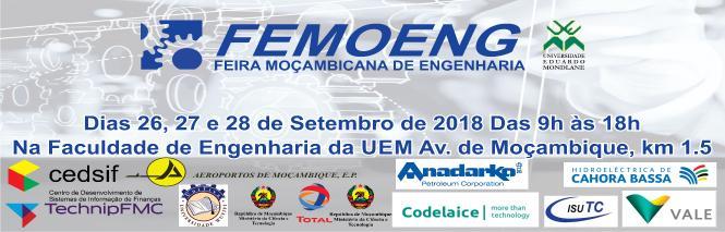 Feira Moçambicana de Engenharia 2018